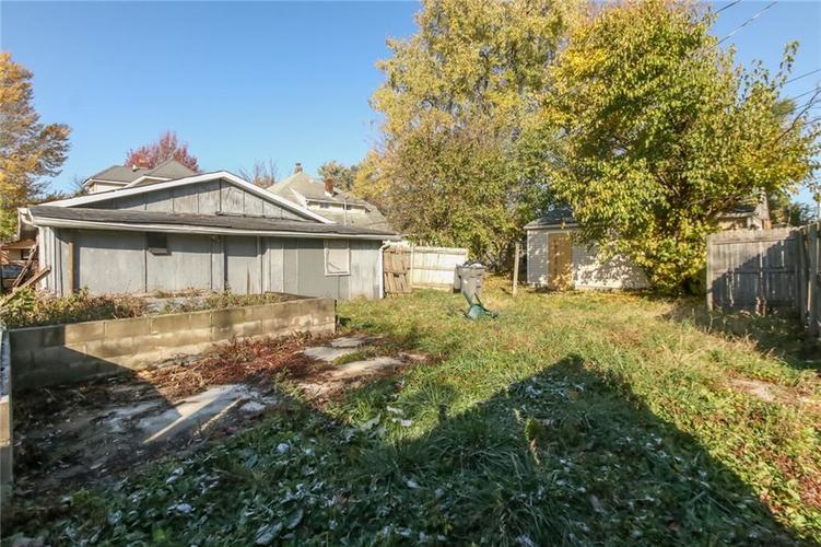 811 N Parker Avenue Indianapolis, IN 46201 | MLS 21678160 | photo 19