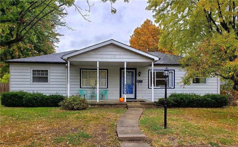 1002 W National Avenue Marion, IN 46952 | MLS 21678177
