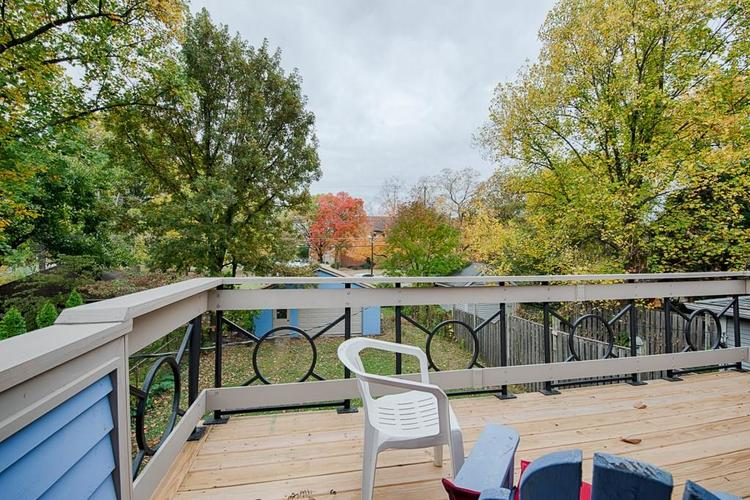 552 WOODRUFF PL W Drive Indianapolis IN 46201 | MLS 21678192 | photo 34