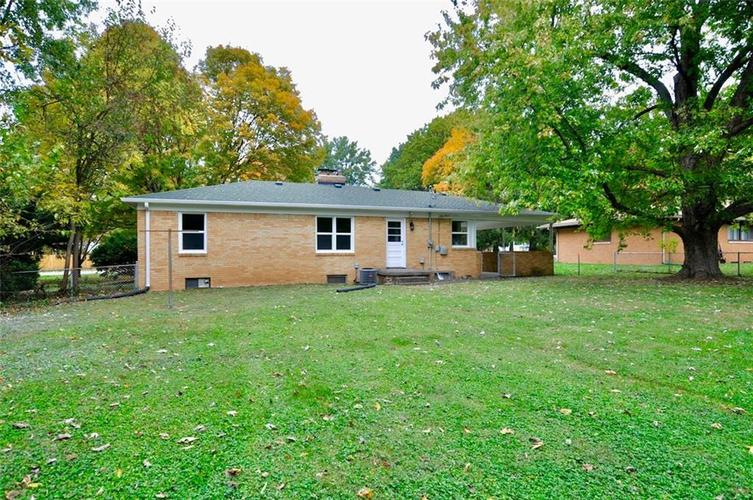 409 W Roberts Road Indianapolis, IN 46217 | MLS 21678201 | photo 18