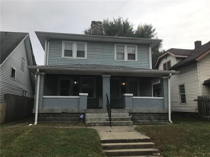 520 N DENNY Street Indianapolis IN 46201 | MLS 21678244 | photo 1