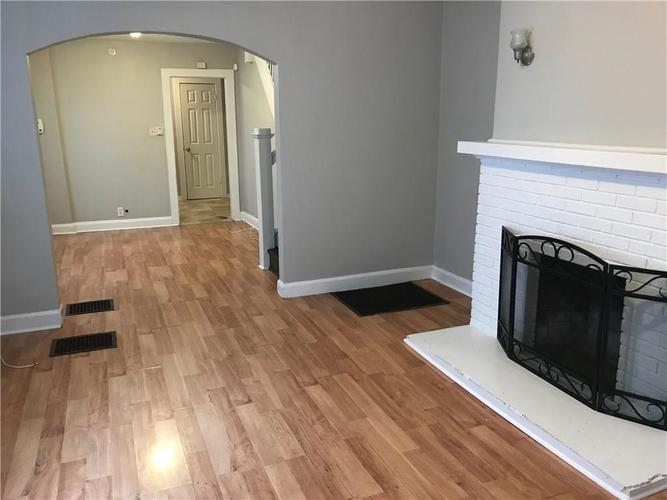 520-22 N DENNY Street Indianapolis, IN 46201 | MLS 21678244 | photo 4
