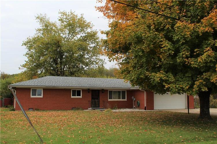 3125  JORDAN Road Martinsville, IN 46151 | MLS 21678278