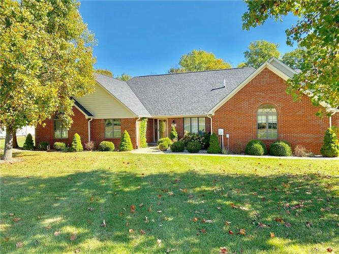 12525 N LOUIS Drive Camby, IN 46113 | MLS 21678282