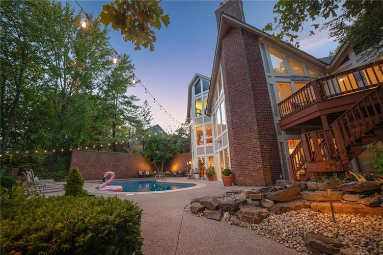 8401 Bay Colony Drive Indianapolis, IN 46234 | MLS 21678320 | photo 40