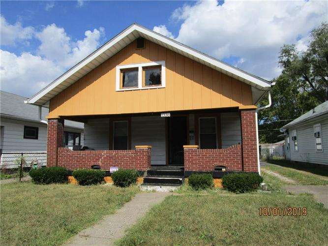 1338 W 23rd Street Indianapolis IN 46208 | MLS 21678321 | photo 1