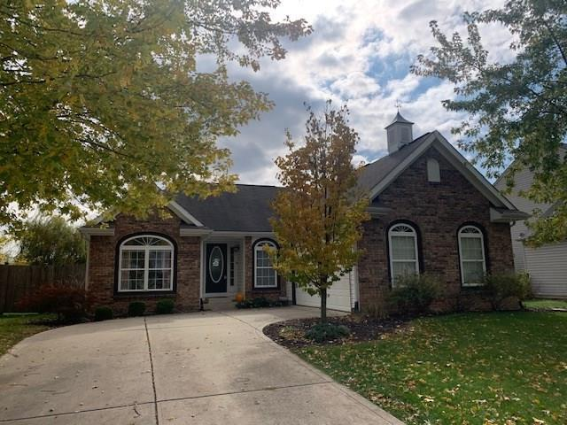 7225 Bobcat Trail Drive Indianapolis, IN 46237   MLS 21678322   photo 1