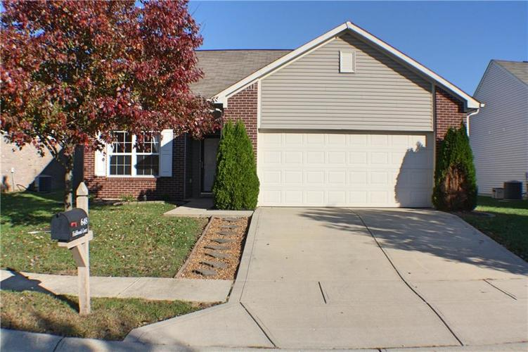 648 Fieldbrook Court Indianapolis, IN 46217 | MLS 21678343 | photo 1