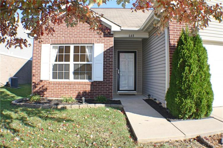 648 Fieldbrook Court Indianapolis, IN 46217 | MLS 21678343 | photo 2