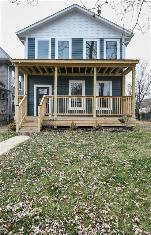 628 N Beville Avenue Indianapolis IN 46201 | MLS 21678352 | photo 1