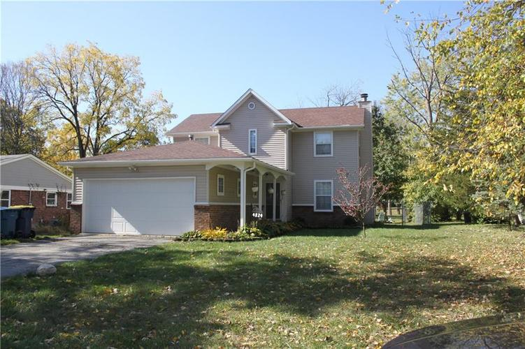 4824 SYLVAN Road Indianapolis, IN 46228 | MLS 21678359 | photo 1