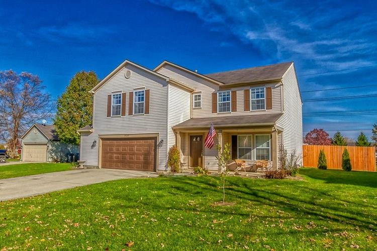 19220  Calico Aster Drive Noblesville, IN 46062   MLS 21678421