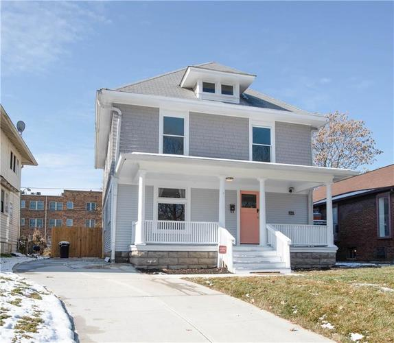 22 N Bolton Avenue Indianapolis, IN 46219 | MLS 21678429