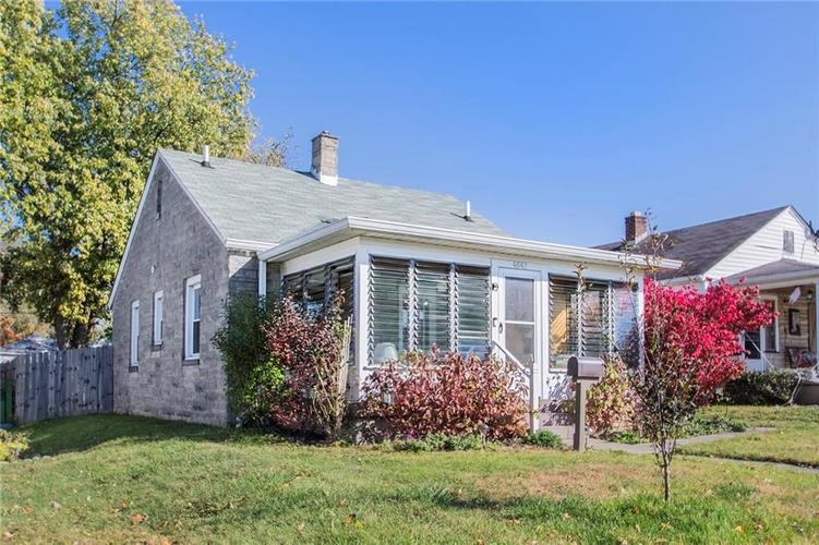 4642 E Young Avenue Indianapolis, IN 46201   MLS 21678465