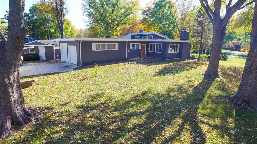 6805  Twin Brooks Drive Indianapolis, IN 46227 | MLS 21678469