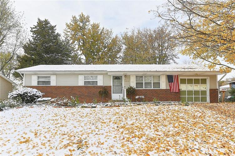 5516 S Kealing Avenue Indianapolis, IN 46227 | MLS 21678490
