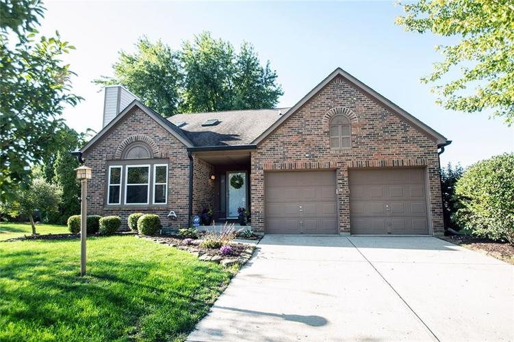 7761 S Chatham Court Indianapolis, IN 46256   MLS 21678499   photo 1