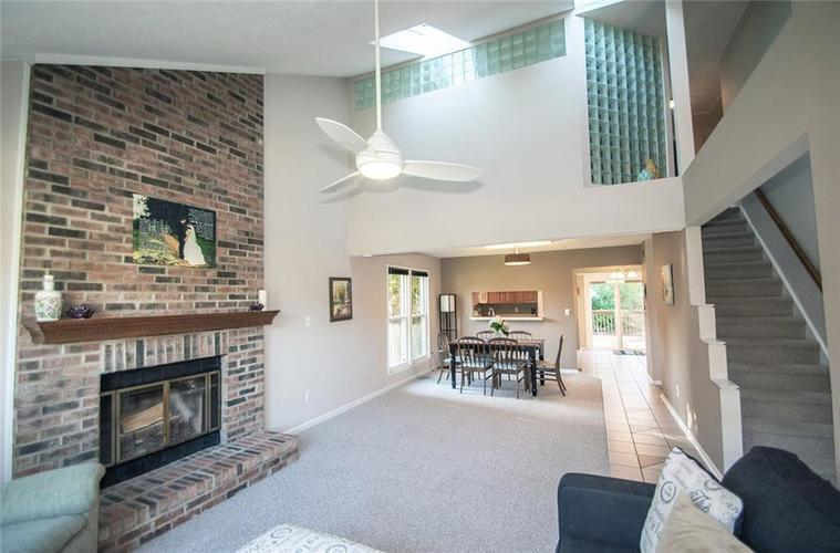 7761 S Chatham Court Indianapolis, IN 46256   MLS 21678499   photo 7