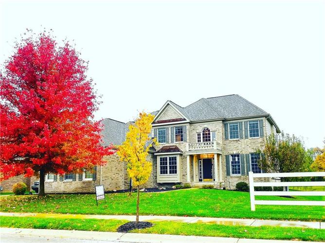 12554 Spire View Drive Fishers, IN 46032 | MLS 21678538 | photo 1