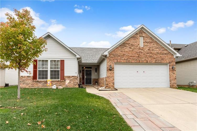 1328 Topp Creek Drive Indianapolis, IN 46214 | MLS 21678539 | photo 1