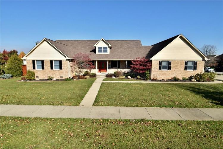 13820 N Cottage Grove Court Camby, IN 46113 | MLS 21678548