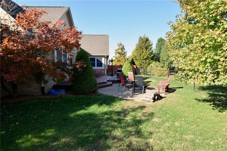 13820 N Cottage Grove Court Camby, IN 46113 | MLS 21678548 | photo 43