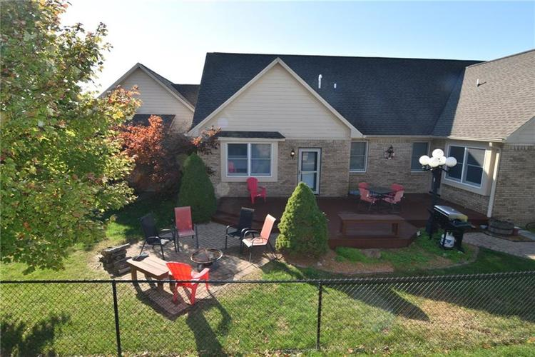 13820 N Cottage Grove Court Camby, IN 46113 | MLS 21678548 | photo 44