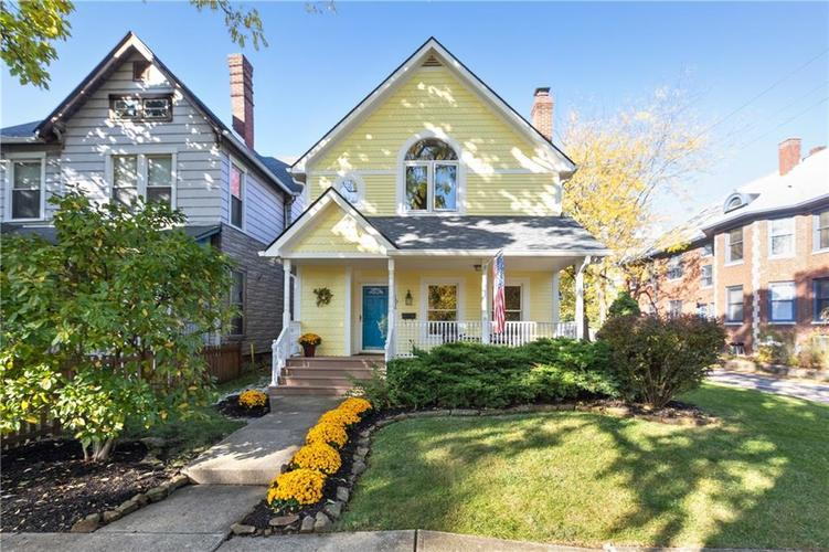 1336 BROADWAY Street Indianapolis, IN 46202 | MLS 21678624 | photo 2