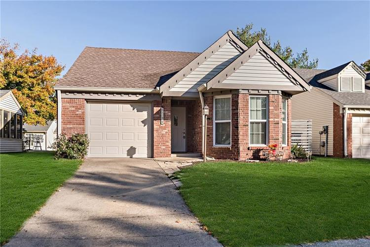 6790 COLONY POINTE S Drive Indianapolis, IN 46250 | MLS 21678632 | photo 1