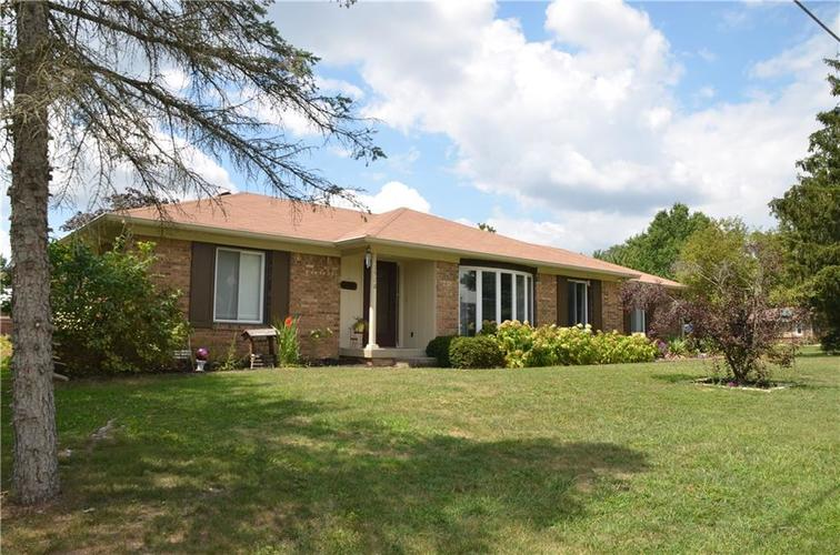 1510 S MUESSING Road Indianapolis, IN 46239 | MLS 21678721