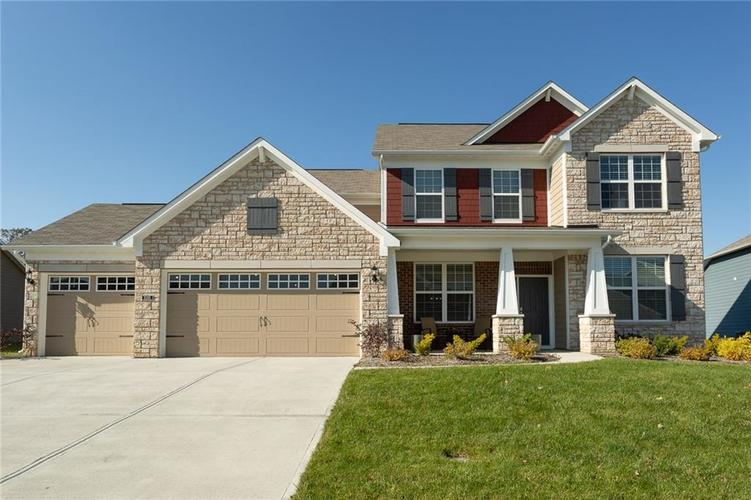 15365 Eastpark Circle W Fishers, IN 46037 | MLS 21678768 | photo 1