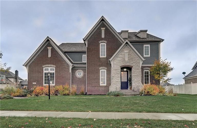 10671  Sunglow Drive Fishers, IN 46038 | MLS 21678780