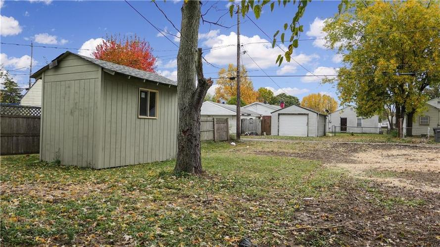 2029 Reformers Avenue Indianapolis, IN 46203   MLS 21678792   photo 18