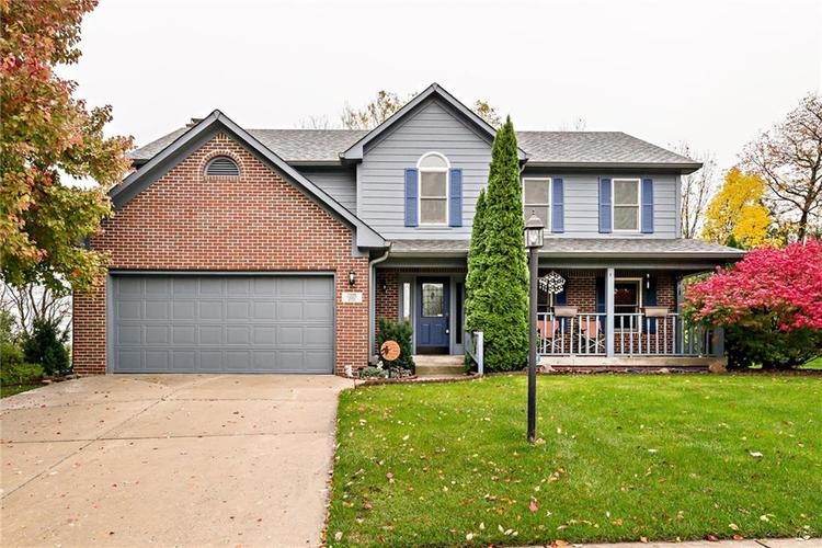7501  Franklin Parke Woods  Indianapolis, IN 46259   MLS 21678799
