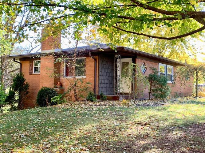 4105 N Cozy Hollow Lane New Castle, IN 47362 | MLS 21678871