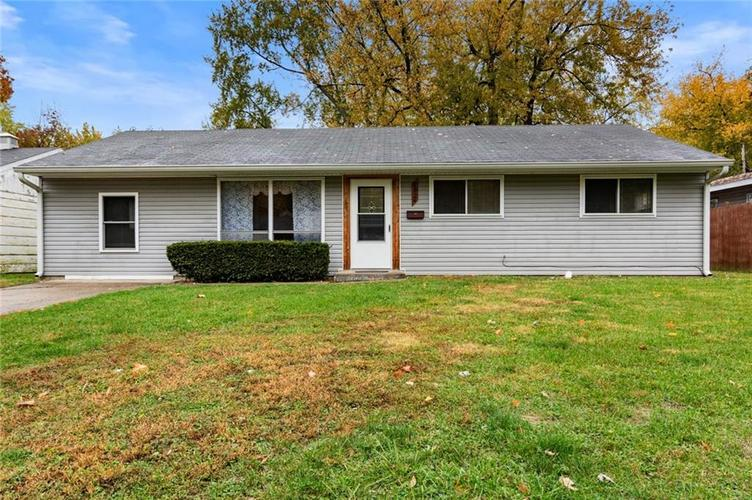 2812 Brentwood Drive Anderson, IN 46011 | MLS 21679105 | photo 1