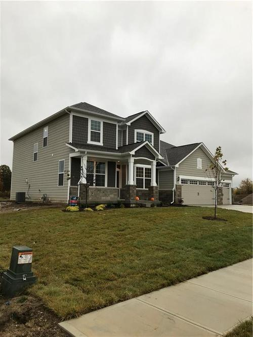 13099 Gilmour Drive Fishers IN 46037 | MLS 21679120 | photo 1