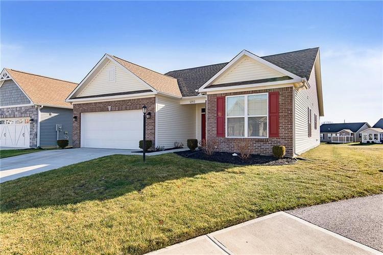 1293  Blackthorne Trail N  Plainfield, IN 46168 | MLS 21679244