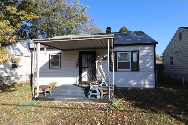 4218 E 16TH Street Indianapolis IN 46201 | MLS 21679316 | photo 1