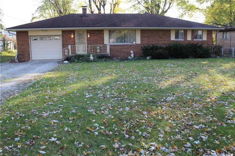3417  Smith Road Plainfield, IN 46168 | MLS 21679339