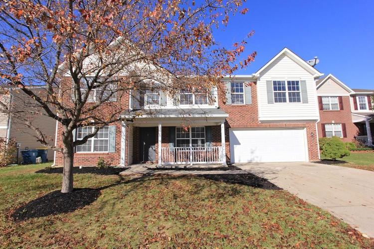 10918 GREEN MEADOW Place Indianapolis, IN 46229   MLS 21679375   photo 1