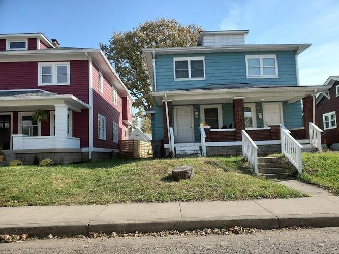 617 N Beville Avenue Indianapolis IN 46201 | MLS 21679412 | photo 1