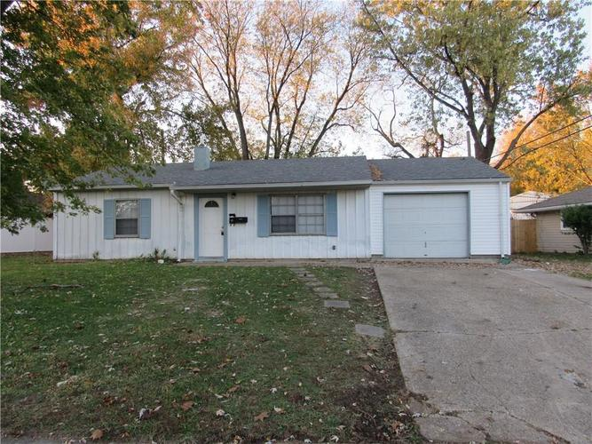 9404 E 36TH Place Indianapolis, IN 46235 | MLS 21679438