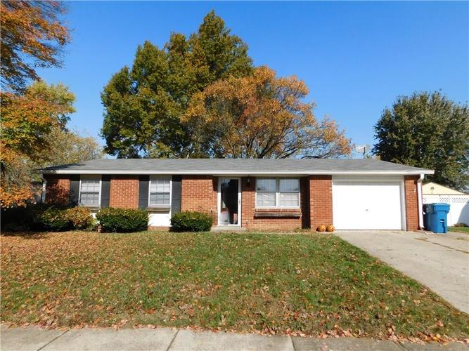6430 W 16th Street Indianapolis, IN 46214 | MLS 21679454