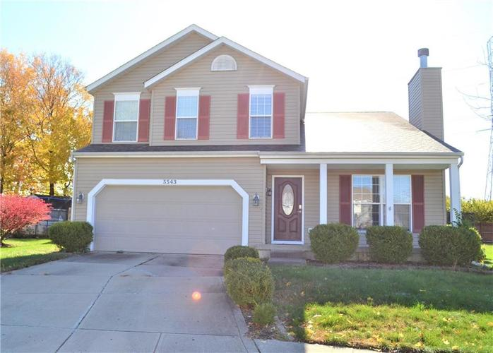 5543 FOREST RIDGE Court Indianapolis, IN 46203 | MLS 21679476 | photo 1