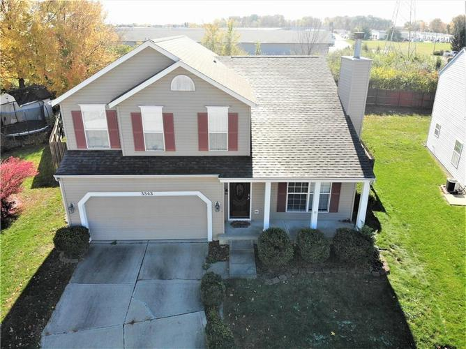 5543 FOREST RIDGE Court Indianapolis, IN 46203 | MLS 21679476 | photo 2