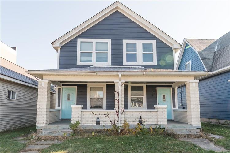1407 S Alabama Street Indianapolis, IN 46225   MLS 21679517   photo 1