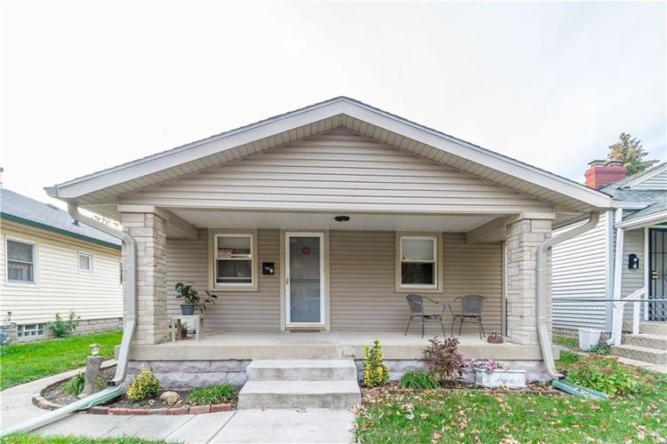 1510 N CHESTER Avenue Indianapolis, IN 46201 | MLS 21679520 | photo 1
