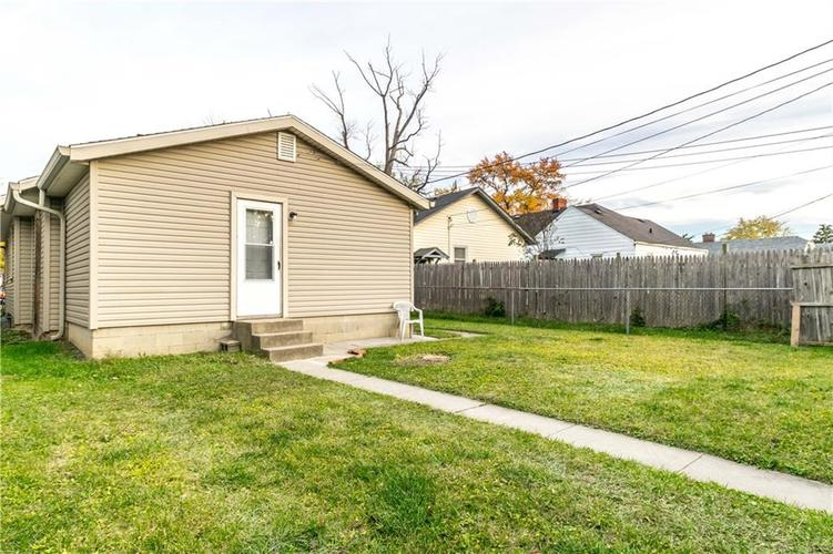 1510 N CHESTER Avenue Indianapolis, IN 46201 | MLS 21679520 | photo 24