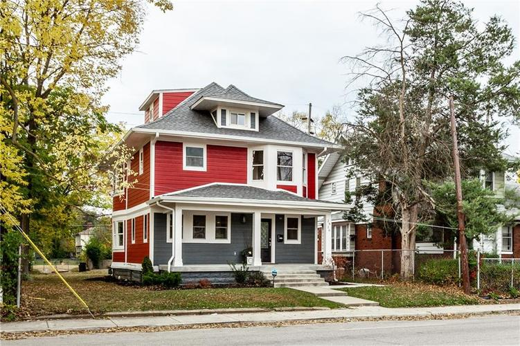 2916 Central Avenue Indianapolis IN 46205 | MLS 21679542 | photo 1
